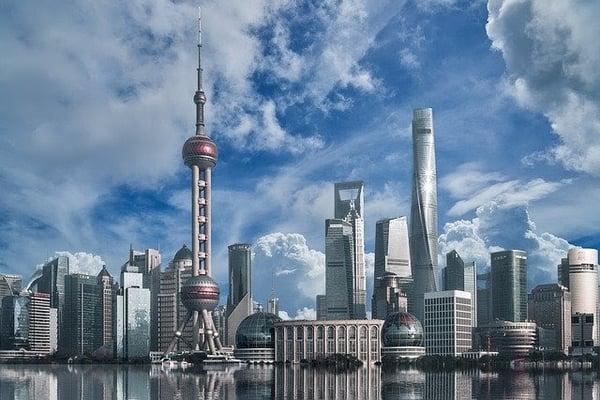 shopify 中国市場